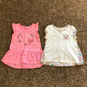 Circo Toddler Girl Tops